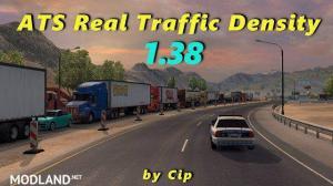 REAL TRAFFIC DENSITY BY CIP v1.38.a