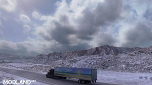 Frosty Winter Weather Mod v 1.0, 1 photo