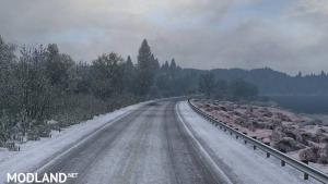 Frosty Winter Weather Mod v 2.5, 2 photo