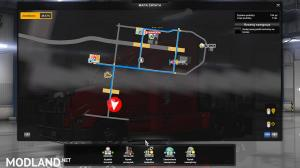 GPS RG ATS PRO 1,01 Led Coast to Coast, 2 photo