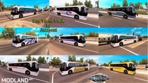 Bus traffic pack by Jazzycat v1.1, 1 photo