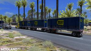 Cargo_Market_Unlocked+Double,Triple_Trailers in Ai, 3 photo
