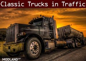 Classic Truck Traffic Pack by Trafficmaniac v1.3 - External Download image