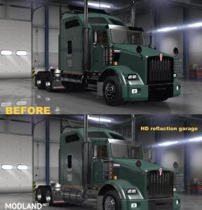 HD Reflaction garage