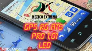 GPS RG ATS PRO 1,01  Led Meksyk Extremo, 1 photo