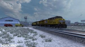 Improved Trains v 3.0 for ATS 1.35.x, 3 photo