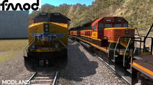 Short Trains add-on for Improved Trains  v3.4