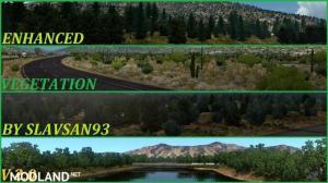 Enhanced Vegetation v2.0 1.6.x-1.31.x, 1 photo