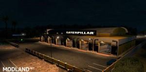 Large Garage Caterpillar ATS 1.4.x, 2 photo