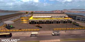 Large Garage Caterpillar ATS 1.4.x, 1 photo