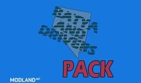 Batya and Drivers company pack