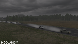 [ATS] Realistic Brutal Weather V1.4.2 1.36, 2 photo