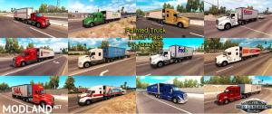 Painted truck and trailers traffic pack by Jazzycat v1.0, 1 photo