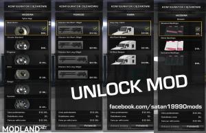 Unlock Mod v 1.0, 1 photo