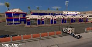 Powerhouse Transport USA Garage - External Download image