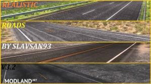 Realistic Roads v20.12.19, 1 photo