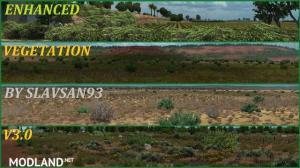 Enhanced Vegetation v3.0 1.29.x-1.32.x, 1 photo