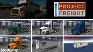 Project Freight v1.1 (v1.35.1.3)