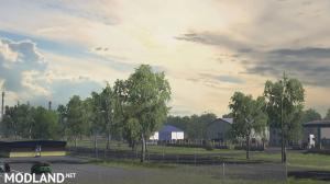 Realistic Brutal Weather V1.5 ATS 1.36+, 1 photo