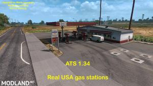 REAL USA GAS STATIONS 1.34, 3 photo