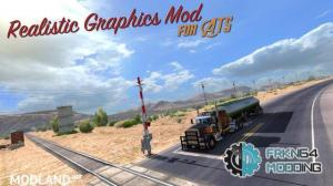 Realistic Graphics Mod v1.7.1 + Alternative HDR 1.6.x, 2 photo