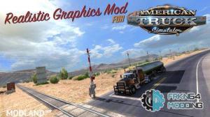 Realistic Graphics Mod v1.7 + Alternative HDR (v1.6.x), 1 photo