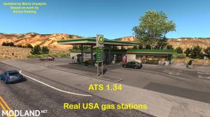 REAL USA GAS STATIONS 1.34 - External Download image