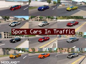 Sport Cars Traffic Pack by TrafficManiac v1.1, 1 photo
