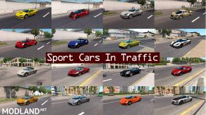 Sport Cars Traffic Pack by TrafficManiac v1.2, 1 photo