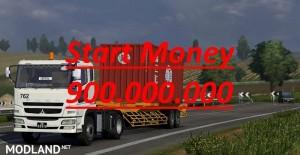 Start Money 900.000.000, 1 photo
