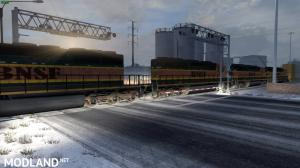 Improved Trains v3.2 for ATS (v1.35x), 1 photo
