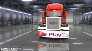 Digicel Play Skin Pack 1.35, 4 photo