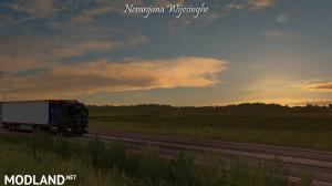 Realistic Brutal Weather V1.5 ATS 1.36+, 3 photo