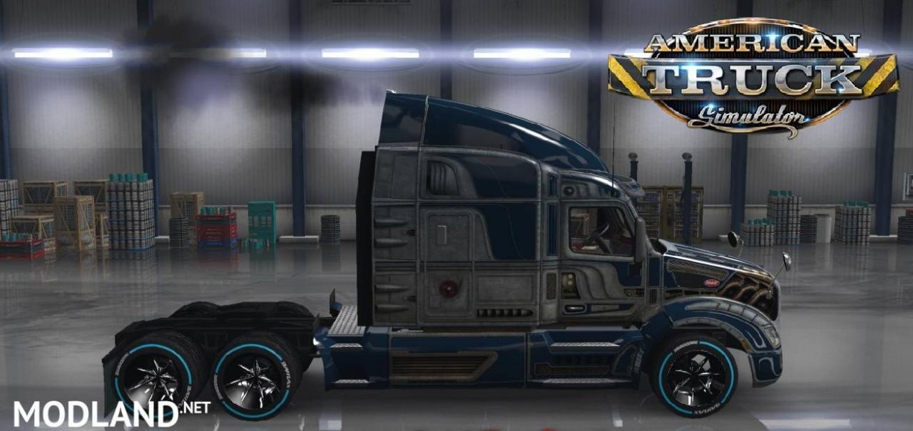 Exhaust Smoke for ATS  1.38