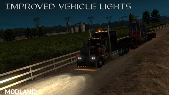 Improved Vehicle Lights