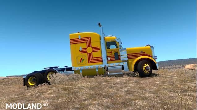 New Mexico Livery Peterbilt 389