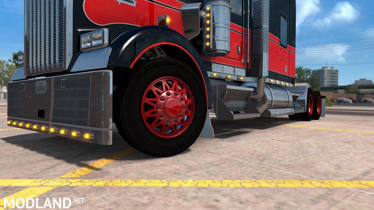 Viper2 Custom Wheels v1.2 1.35.x