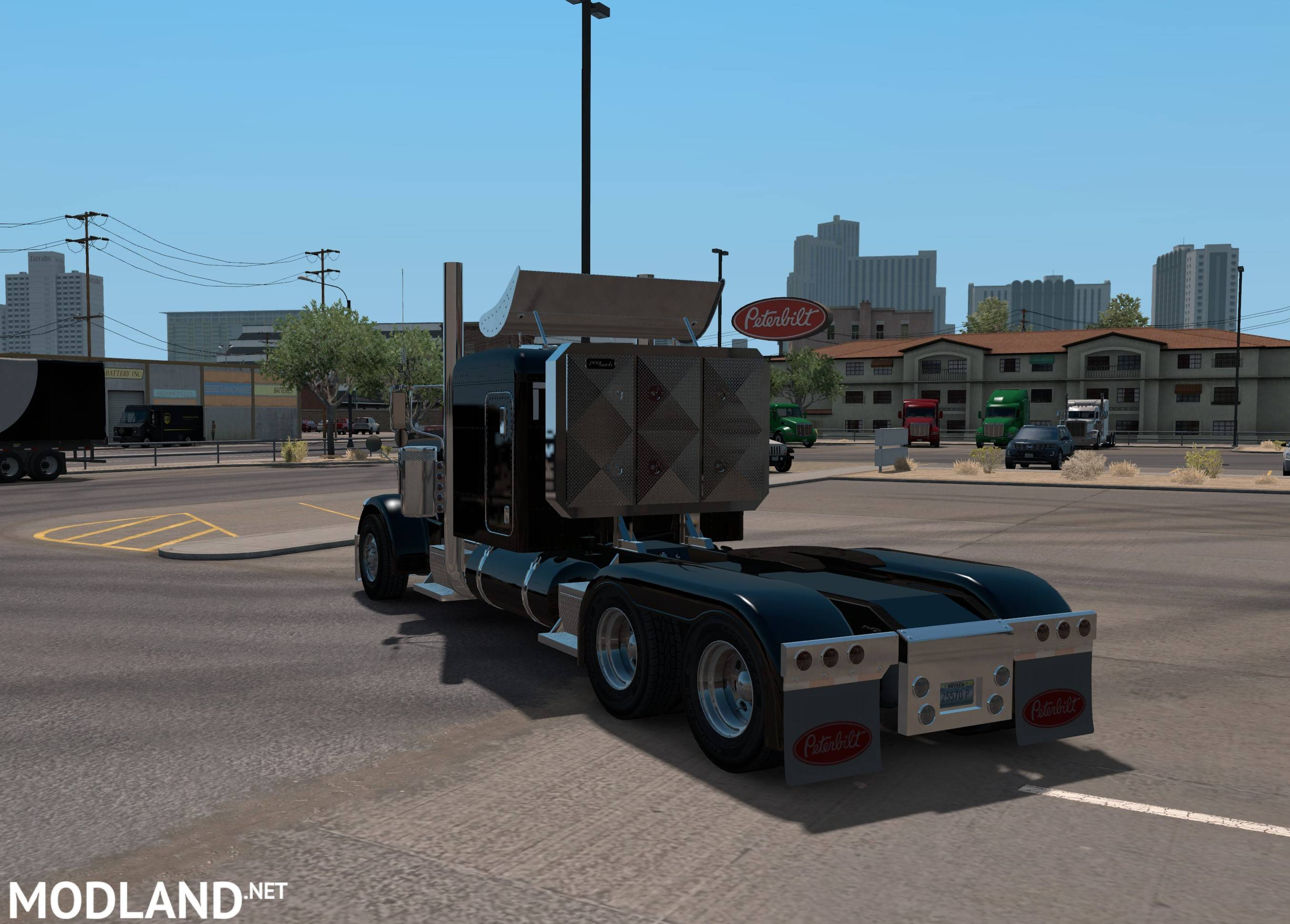 scs volvo addon 1 35 mod for American Truck Simulator, ATS