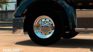 Viper2 Custom Alcoa Wheels ATS 1.35