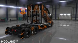 Tuning for the truck Volvo VNL 2019 v2.21 1.35, 2 photo