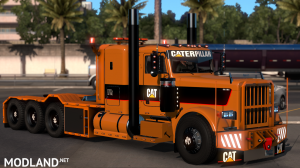 Special Transport Accessories+Caterpillar skins (viper2 389+bumper GTM w900b) v 2.0 [1.30.x-1.31.x] , 2 photo