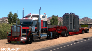 Special Transport Accessories+Caterpillar skins (viper2 389+bumper GTM w900b) v 2.0 [1.30.x-1.31.x] , 5 photo