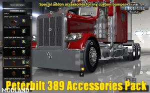 PETERBILT 386 TUNING PACK
