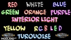 Interior Lights v1 ATS