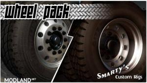 Smarty's Wheel Pack v1.2.4, 1 photo