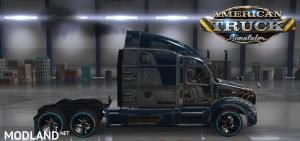 Exhaust Smoke for ATS  1.38, 1 photo
