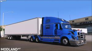 SCS Volvo VNL 780 Custom Parts and Upgrades v0.1.7, 1 photo