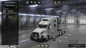SCS Volvo VNL 780 Custom Parts and Upgrades v0.1.7, 5 photo