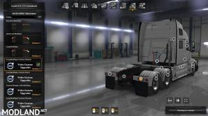 SCS Volvo VNL 780 Custom Parts and Upgrades v0.1.7, 4 photo
