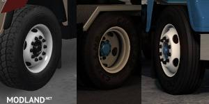 Smarty Wheels Pack v1.3.2 ATS 1.35+, 2 photo